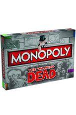The Walking Dead Board Game Monopoly Anglická Verze
