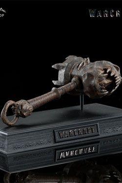Warcraft Replika 1/6 Skullbreaker of Blackhand 20 cm Weta Collectibles