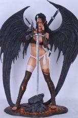 Fantasy Figure Gallery Resin Soška 1/4 Dark Elf (Luis Royo)