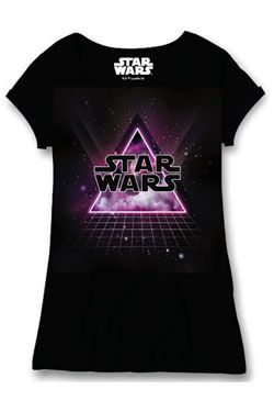 Star Wars Dámské Tričko Dance Floor Velikost L