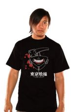 Tokyo Ghoul Tričko Kaneki Mask Velikost M