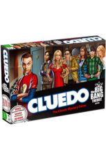 The Big Bang Theory Board Game Cluedo Anglická Verze