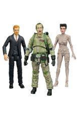 Ghostbusters Select Akční Figures 18 cm Series 4 Sada (6)