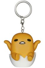 Gudetama, the Lazy Egg Pocket POP! Vinyl Přívěsek na klíče Gudetama 4 cm
