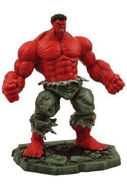 Marvel Select Akční Figurka Red Hulk 25 cm