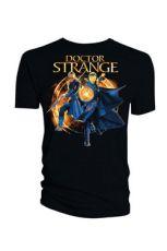 Doctor Strange Tričko Kaecilius & Doctor Strange Velikost XL