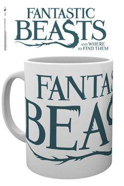 Fantastic Beasts Hrnek Logo GB eye