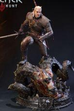 Witcher 3 Wild Hunt Soška Geralt of Rivia 66 cm