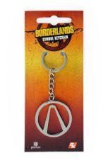 Borderlands Metal Přívěsek na klíče Symbol