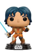 Star Wars Rebels POP! Vinyl Bobble-Head Figurka Ezra 9 cm