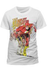 The Flash Tričko Scarlet Speedster Velikost L
