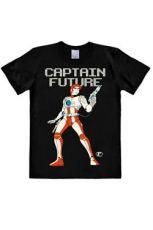 Captain Future Tričko Captain Velikost M