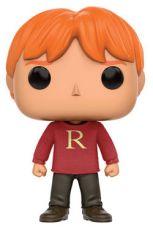 Harry Potter POP! Movies Vinyl Figure Ron Weasley (Sweater) 9 cm