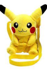Pokemon Plyšák Kabelka Bag Pikachu 16 cm