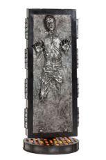 Star Wars Životní Velikost Soška Han Solo in Carbonite 231 cm