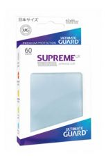 Ultimate Guard Supreme UX Sleeves Japanese Velikost Transparent (60)
