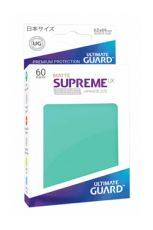 Ultimate Guard Supreme UX Sleeves Japanese Velikost Matte Turquoise (60)