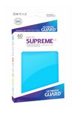Ultimate Guard Supreme UX Sleeves Japanese Velikost Matte Light Blue (60)