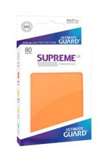 Ultimate Guard Supreme UX Sleeves Standard Velikost Orange (80)