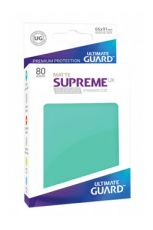 Ultimate Guard Supreme UX Sleeves Standard Velikost Matte Turquoise (80)