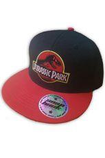 Jurassic Park Snap Back Kšiltovka Logo
