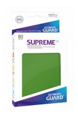 Ultimate Guard Supreme UX Sleeves Standard Velikost Green (80)