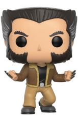X-Men POP! Marvel vinylová Bobble-Head Figure Logan 9 cm