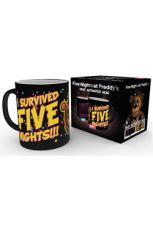 Five Nights at Freddy's Heat Měnící Hrnek I Survived