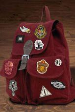 Harry Potter Nažehlovačky Patch 14-pack