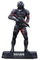 Mass Effect Andromeda Color Tops Akční Figure Scott Ryder 18 cm