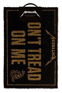 Metallica Rohožka Don't Tread On Me 40 x 60 cm Pyramid International