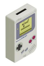 Nintendo Game Boy Money Pokladnička Super Mario Land 2