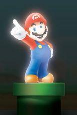 Super Mario Noční světlo Mario 20 cm