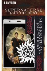 Supernatural Klíčenka with Gumový Keychain Winchesters