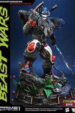 Transformers Beast Wars 1/3 Soška Optimus Primal 63 cm Prime 1 Studio