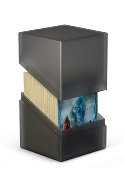 Ultimate Guard Boulder Deck Case 100+ Standard Velikost Onyx