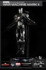 Iron Man 3 Super Alloy Akční Figurka 1/12 War Machine Mark II Ver. 2 15 cm