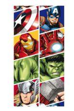 The Avengers Ručník Characters 140 x 70 cm
