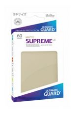 Ultimate Guard Supreme UX Sleeves Japanese Velikost Matte Sand (60)