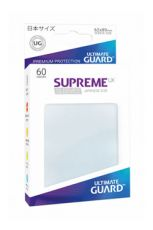 Ultimate Guard Supreme UX Sleeves Japanese Velikost Frosted (60)