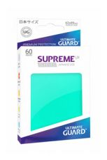 Ultimate Guard Supreme UX Sleeves Japanese Velikost Turquoise (60)