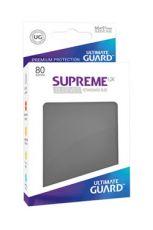 Ultimate Guard Supreme UX Sleeves Standard Velikost Dark Grey (80)