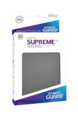 Ultimate Guard Supreme UX Sleeves Standard Velikost Matte Dark Grey (80)