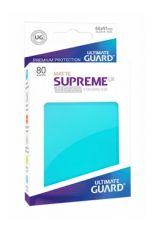Ultimate Guard Supreme UX Sleeves Standard Velikost Matte Aquamarine (80)