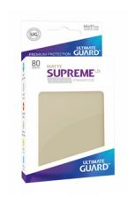 Ultimate Guard Supreme UX Sleeves Standard Velikost Matte Sand (80)