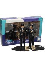 Blues Brothers Movie Icons Soška 2-Pack Jake & Elwood 18 cm