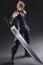 Final Fantasy VII Remake Play Arts Kai Akční Figure No. 1 Cloud Strife 28 cm