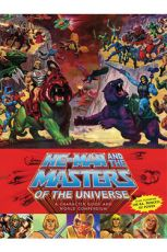 He-Man and the Masters of the Universe Book A Character Guide and World Compendium Dark Horse