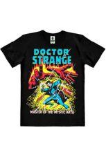 Marvel Comics Easy Fit Organic Tričko Doctor Strange Velikost L