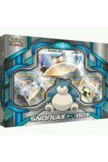 Pokemon Snorlax-GX-Collection Německá Verze